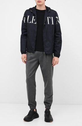 Мужская куртка VALENTINO темно-синего цвета, арт. UV3CI3555AT | Фото 2