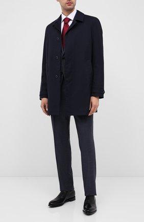Мужские кожаные оксфорды BARRETT черного цвета, арт. 192U091.10/VITELL0 | Фото 2