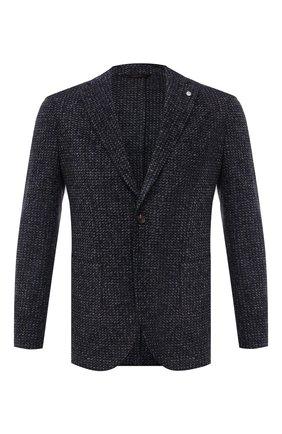 Мужской пиджак L.B.M. 1911 темно-синего цвета, арт. 2817/05109 | Фото 1