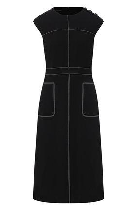 Женское платье ESCADA черного цвета, арт. 5033530 | Фото 1
