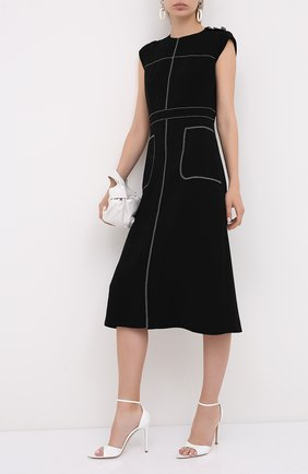 Женское платье ESCADA черного цвета, арт. 5033530 | Фото 2