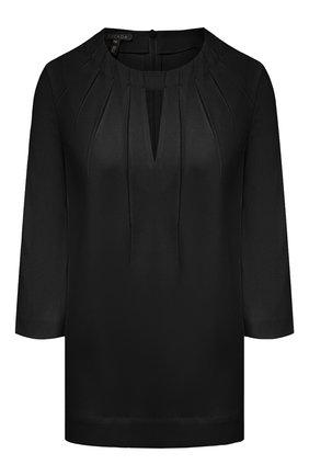Женская блузка ESCADA черного цвета, арт. 5033522 | Фото 1
