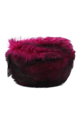 Женская поясная сумка VETEMENTS розового цвета, арт. UAH21BA161 2402/W | Фото 1