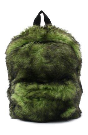 Женский рюкзак VETEMENTS зеленого цвета, арт. UAH21BA160 2402/W | Фото 1