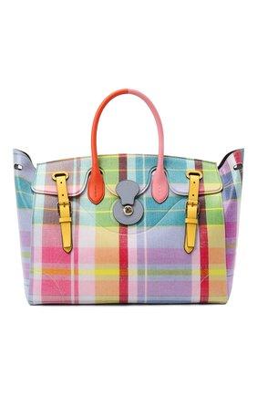 Женская сумка ricky 40 RALPH LAUREN разноцветного цвета, арт. 435800578 | Фото 1