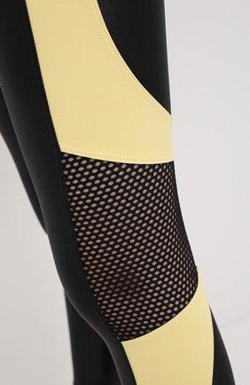 Женские леггинсы KORAL черного цвета, арт. A2140ES04 | Фото 5