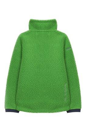 Детский толстовка NORVEG зеленого цвета, арт. 25FWTBS-183 | Фото 2
