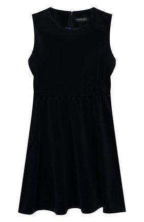 Детское платье ALESSANDRO BORELLI MILANO синего цвета, арт. DS20567-6-20л | Фото 1