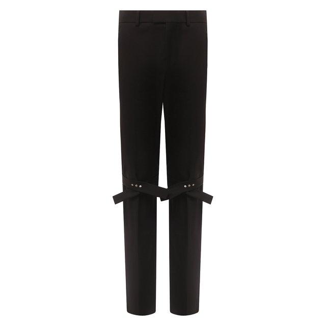 Хлопковые брюки Bottega Veneta