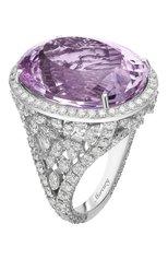 Женские кольцо MERCURY бесцветного цвета, арт. MR24302WKUNZ | Фото 1 (Материал сплава: Белое золото; Драгоценные камни: Бриллианты)
