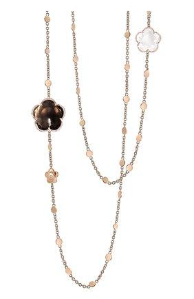 Женские колье PASQUALE BRUNI розового золота цвета, арт. 16097R | Фото 1