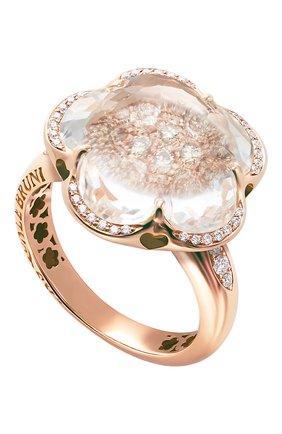 Женские кольцо PASQUALE BRUNI розового золота цвета, арт. 16109R | Фото 1