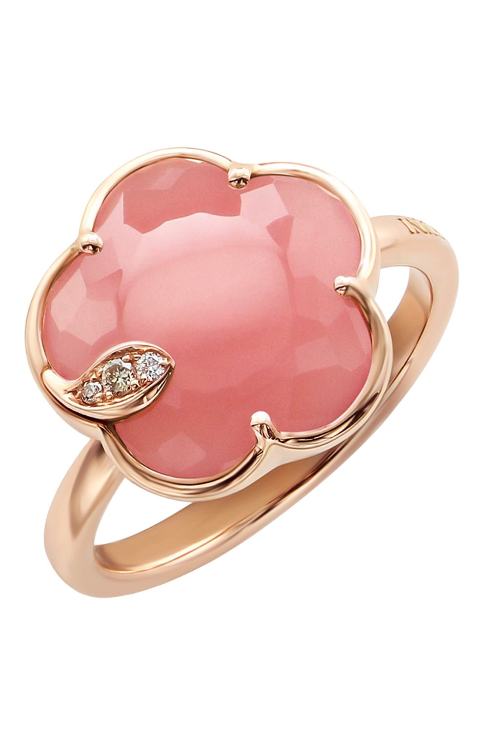 Женские кольцо PASQUALE BRUNI розового золота цвета, арт. 16116R | Фото 1