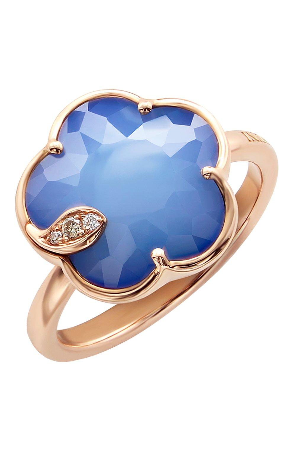 Женские кольцо PASQUALE BRUNI розового золота цвета, арт. 16117R   Фото 1
