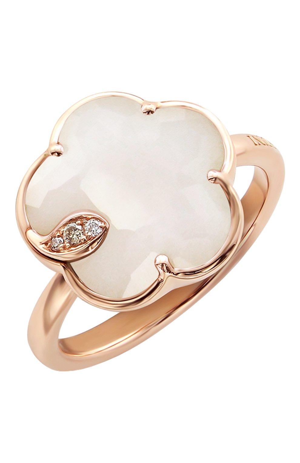 Женские кольцо PASQUALE BRUNI розового золота цвета, арт. 16118R | Фото 1