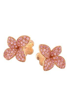 Женские серьги PASQUALE BRUNI розового золота цвета, арт. 16120R | Фото 1
