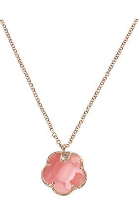 Женские кулон PASQUALE BRUNI розового золота цвета, арт. 16139R | Фото 1
