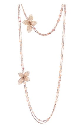 Женские колье PASQUALE BRUNI розового золота цвета, арт. 16212R | Фото 1