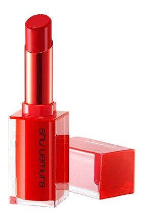 Женская помада rouge unlimited matte, rd163 SHU UEMURA бесцветного цвета, арт. 4935421717250 | Фото 1