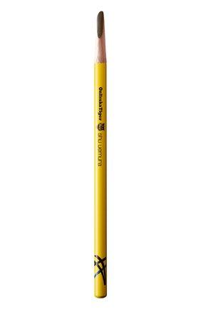 Женский карандаш для бровей hard formula, seal brown onitsuka tiger SHU UEMURA бесцветного цвета, арт. 4935421731805 | Фото 1