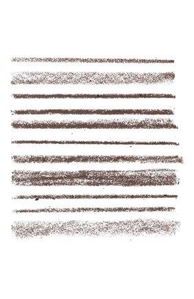 Женский карандаш для бровей hard formula, seal brown onitsuka tiger SHU UEMURA бесцветного цвета, арт. 4935421731805 | Фото 2