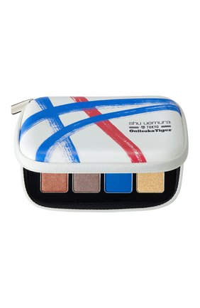 Женские палетка теней для макияжа глаз beyond the limit onitsuka tiger SHU UEMURA бесцветного цвета, арт. 4935421745666 | Фото 2