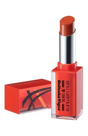 Женская помада для губ rouge unlimited matte, or1 chili ambition SHU UEMURA бесцветного цвета, арт. 4935421731737 | Фото 2