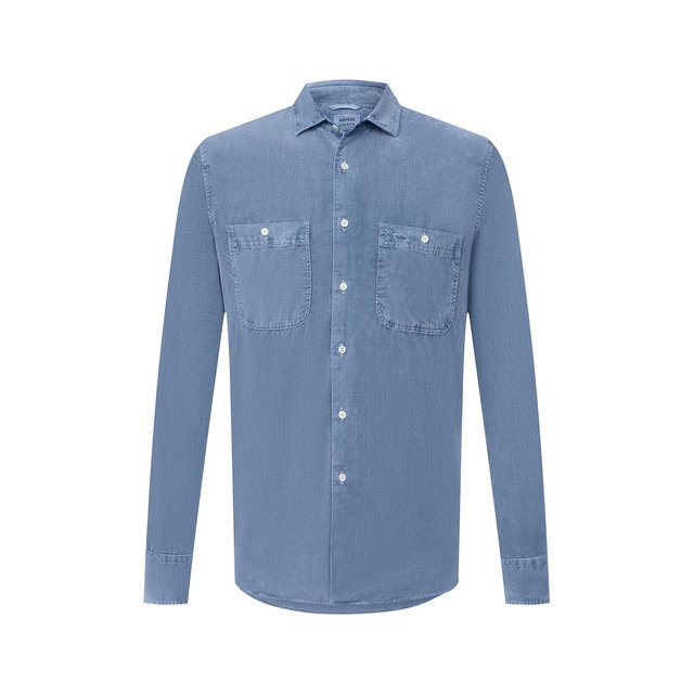 Хлопковая рубашка Aspesi.