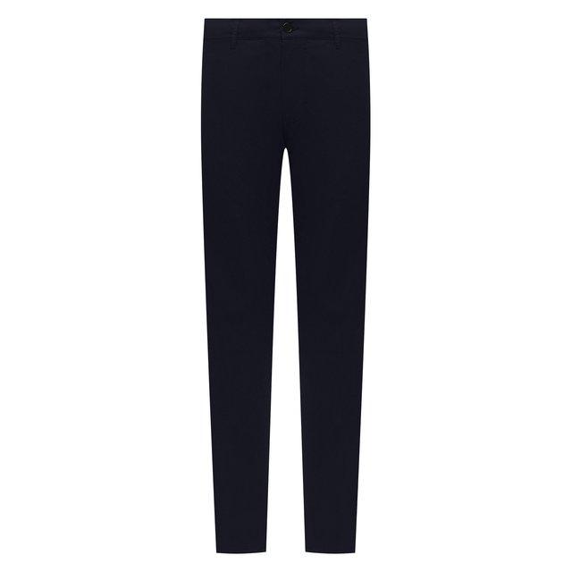 Хлопковые брюки Aspesi