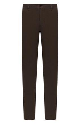 Мужской хлопковые брюки ASPESI хаки цвета, арт. W0 A CP42 E031 | Фото 1