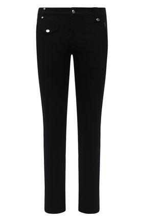Мужские джинсы ALEXANDER MCQUEEN черного цвета, арт. 624193/QPY32 | Фото 1