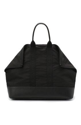 Мужская комбинированная дорожная сумка ALEXANDER MCQUEEN черного цвета, арт. 575553/HU04B | Фото 1