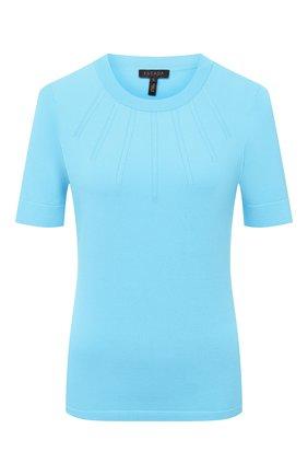 Женская пуловер ESCADA голубого цвета, арт. 5033409 | Фото 1