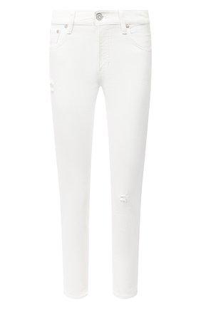 Женские джинсы MOUSSY белого цвета, арт. 025DSC12-1090 | Фото 1