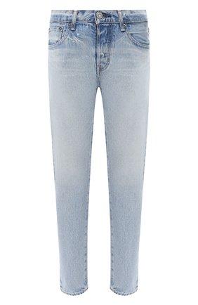 Женские джинсы MOUSSY голубого цвета, арт. 025DSC11-2003 | Фото 1