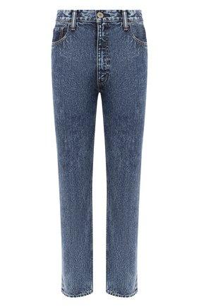 Женские джинсы MOUSSY синего цвета, арт. 025DSB11-0000 | Фото 1