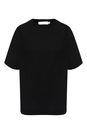 Женская футболка MOUSSY черного цвета, арт. 025DS380-0400 | Фото 1