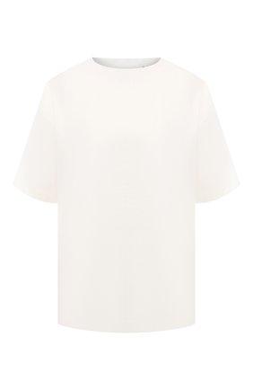 Женская футболка MOUSSY белого цвета, арт. 025DS380-0400 | Фото 1