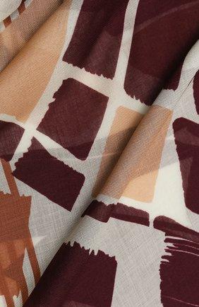 Женский шарф BALLY разноцветного цвета, арт. L7GM493T-9S181/205 | Фото 2