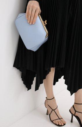 Женская сумка ULYANA SERGEENKO голубого цвета, арт. BRS014CLASSX (0416с) | Фото 2