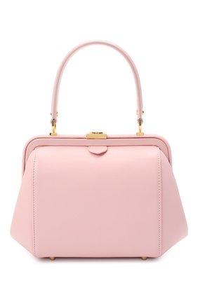 Женская сумка ULYANA SERGEENKO розового цвета, арт. BRS030CLASSX (0309с) | Фото 1