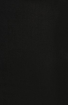 Мужские шаль из шелка и шерсти VALENTINO черно-белого цвета, арт. UW2EB104/ZVG | Фото 2