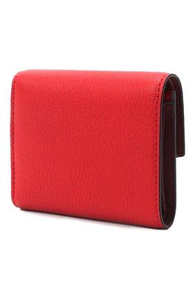 Женские кожаное портмоне valentino garavani VALENTINO красного цвета, арт. UW2P0T39/ACY | Фото 2