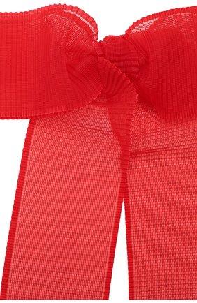Детская комплект из двух лент ribbon JUNEFEE красного цвета, арт. 6089 | Фото 2