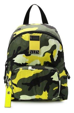 Текстильный рюкзак Valentino Garavani VLTN My Tag | Фото №1
