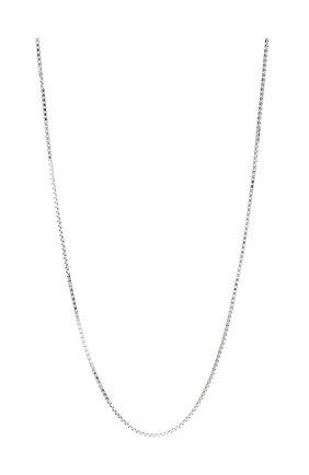 Женское цепочка BOTTEGA VENETA серебряного цвета, арт. 622025/V5070 | Фото 2