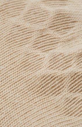 Женские хлопковые подследники step FALKE кремвого цвета, арт. 47567 | Фото 2