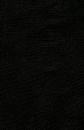 Женские хлопковые подследники step FALKE черного цвета, арт. 47567 | Фото 2