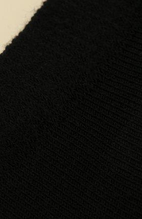 Женские подследники FALKE черного цвета, арт. 46335   Фото 2