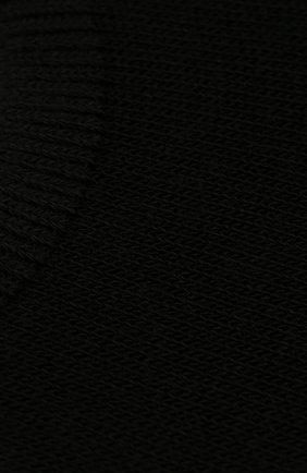 Женские подследники step FALKE черного цвета, арт. 47577 | Фото 2